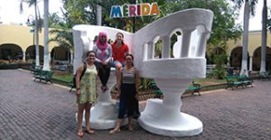 study abroad in Mexico with IFSA