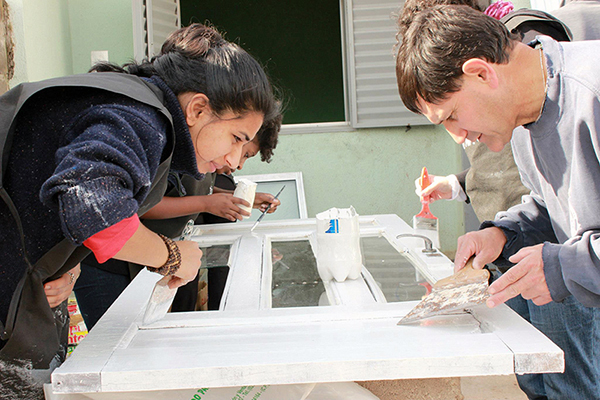 Experiential Learning-Service Learning