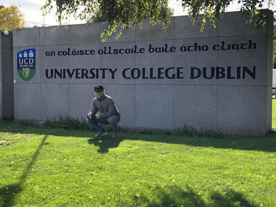 study abroad in Ireland with IFSA