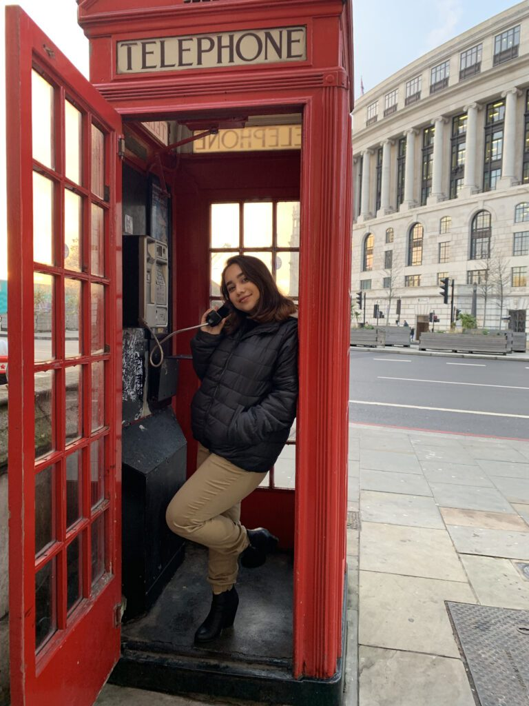 study abroad in London on a budget