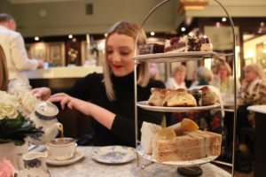 Afternoon Tea at Richoux